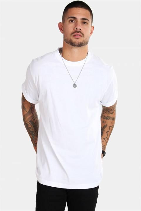 Basic Brand Oversize T-shirt White