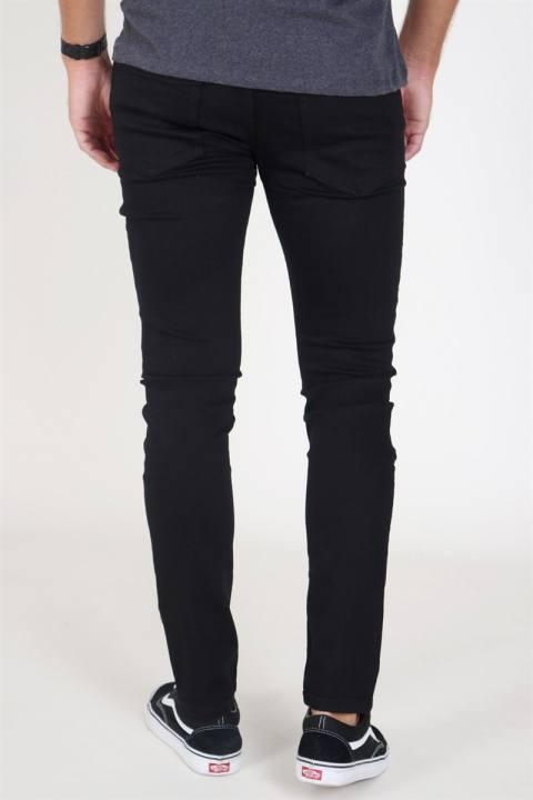 Liebhaveri Emil Denim Jeans Black