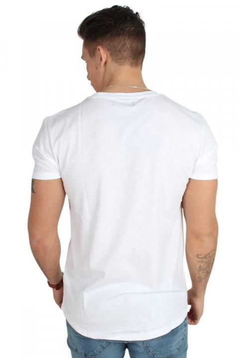 Clean Cut Kolding T-shirt White