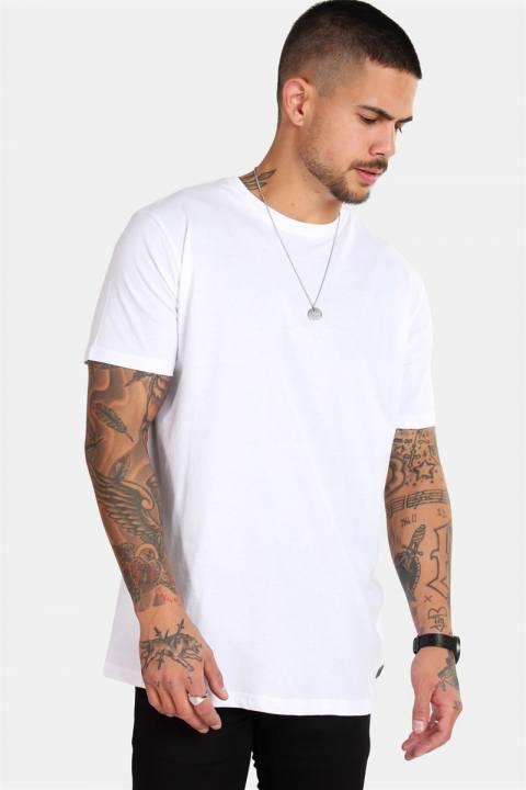Just Junkies Ganger T-shirt White