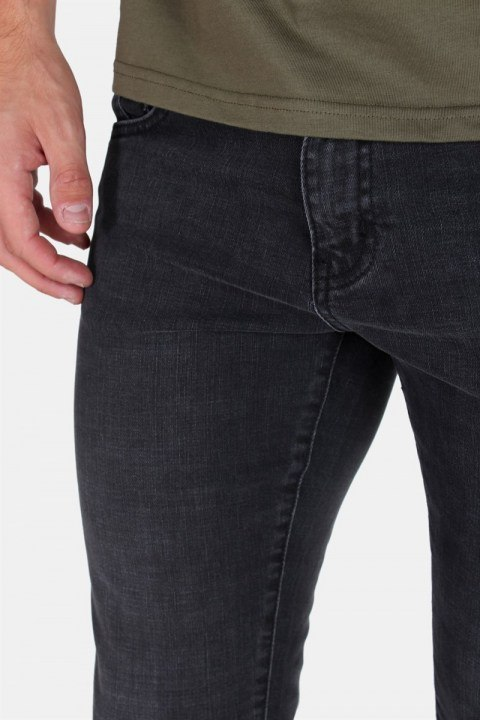 WoodBird Matti Goal Jeans Dark Grey