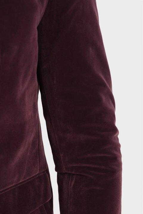 Only & Sons Teo Slim Velour Blazer Fudge