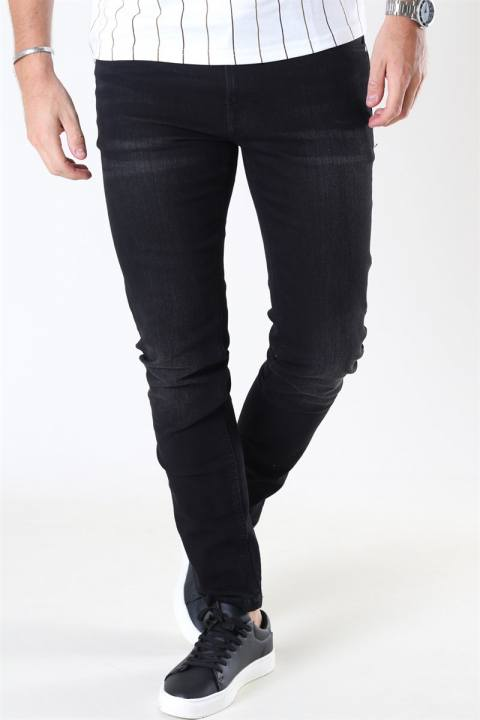 Image of Denim Project Mr. Black Jeans Black Washed (1598952583-28_32)
