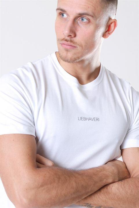 Liebhaveri Booster T-shirt White
