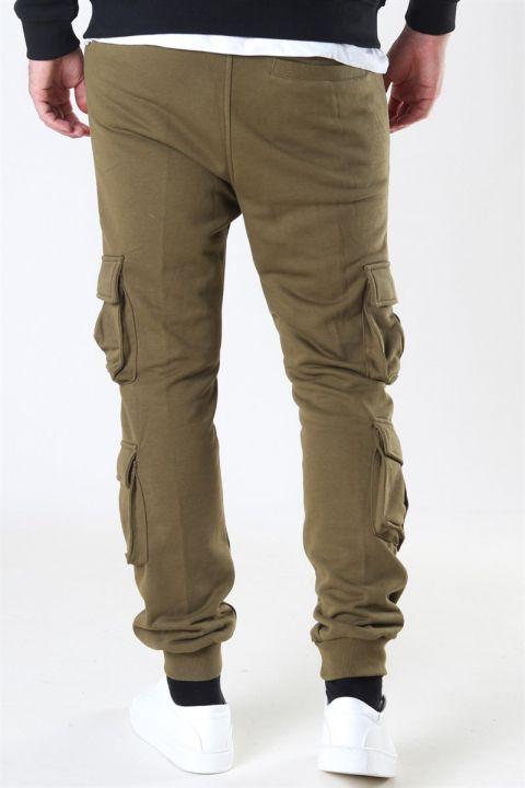 Double Pocket Terry Sweat Pants Summerolive