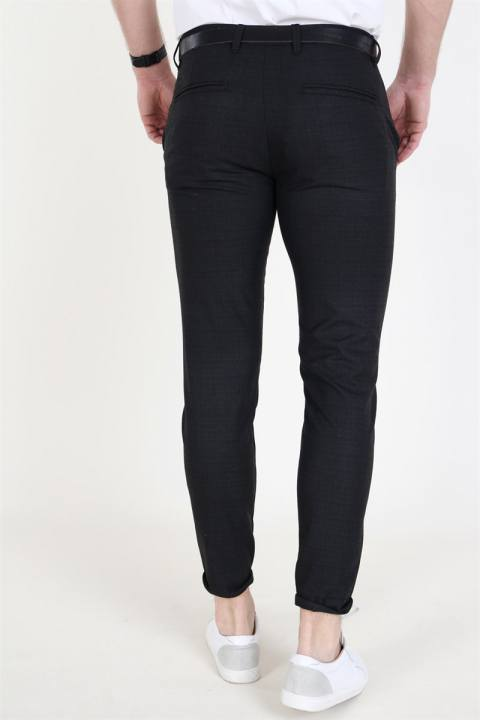 Gabba Pisa Cross Pants Dark Grey