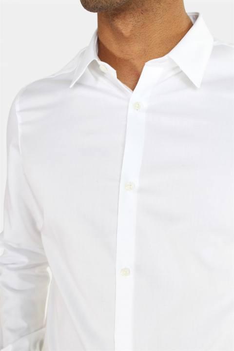 Jack & Jones Non Iron Skjorte L/S White