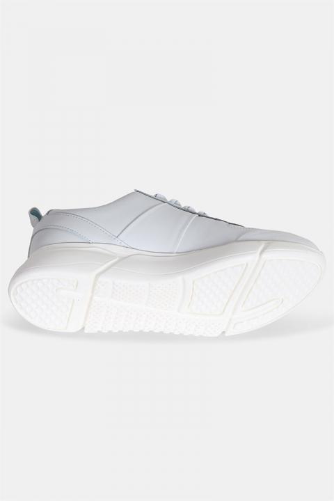 Shoe The Bear Salonga Læder Sneakers White