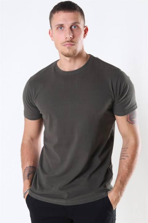 Kronstadt Basic T-shirt Army