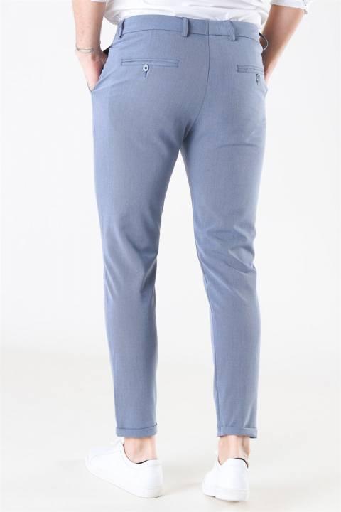 Les Deux Como Light Suit Pants Provincial Blue