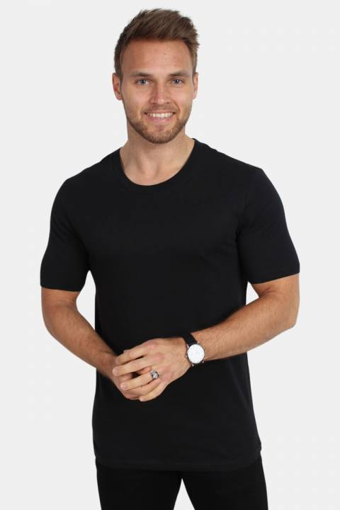 Køb Selected The Perfect Tee O-Neck Black