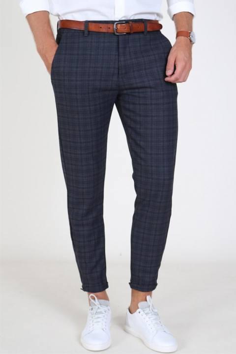 Gabba Pisa Redue Bukser Grey Check