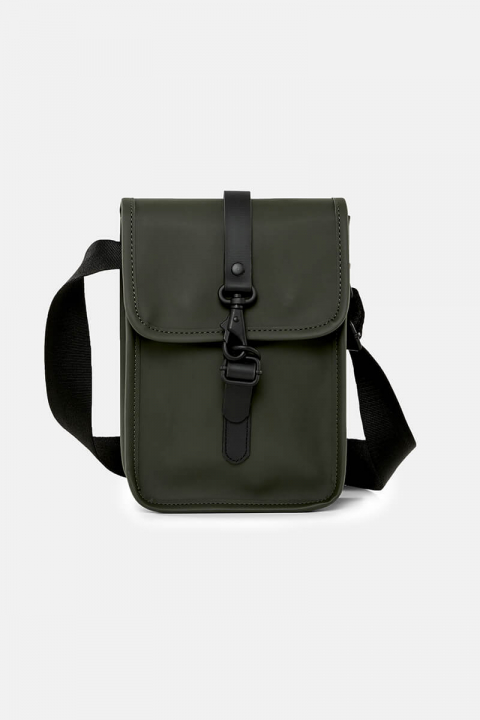 Køb Rains Flight Bag Green