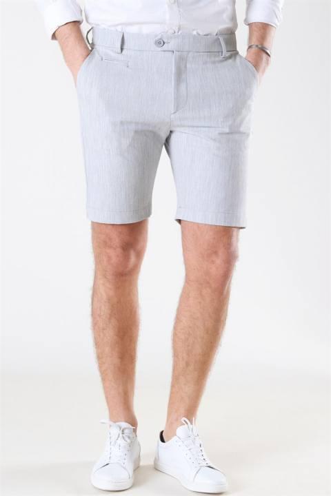 Les Deux Como Light Shorts Snow Melange