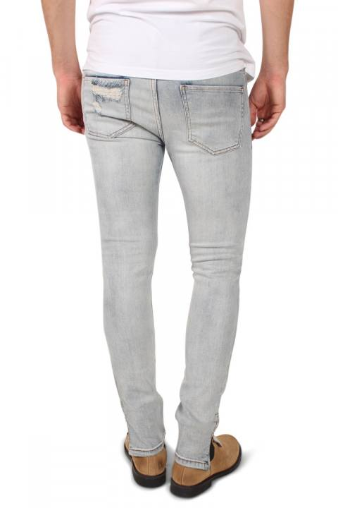 Liebhaveri Malle Jeans Light Blue Trash