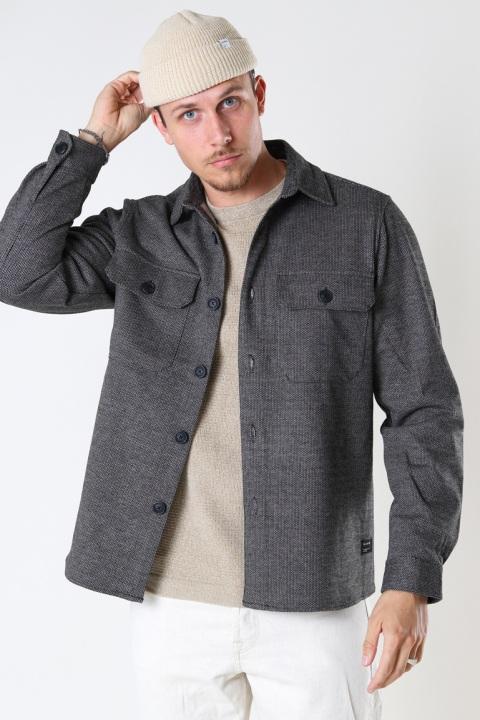 Gabba Topper Guan Shirt Mid Grey