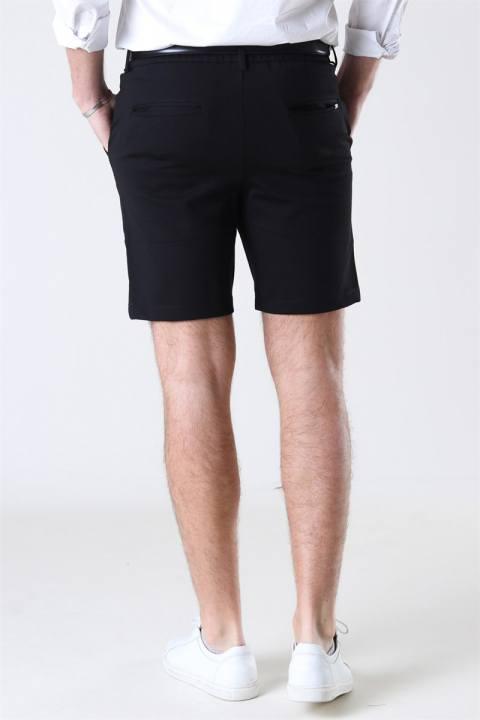 Kronstadt Club Pant Shorts Black