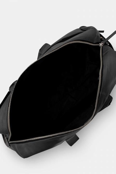 Still Nordic Frill Weekend Bag Black