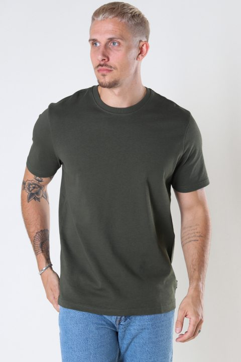 ONLY & SONS ONSANEL LIFE REG SS TEE Forest Night