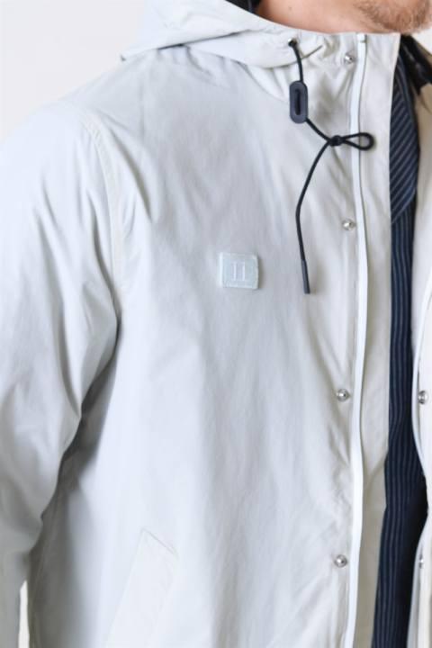 Les Deux Eliott Technical Jacket Light Grey