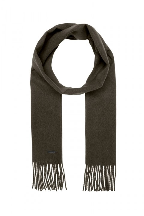ONLY & SONS ONSCARLO WOOL SCARF Peat