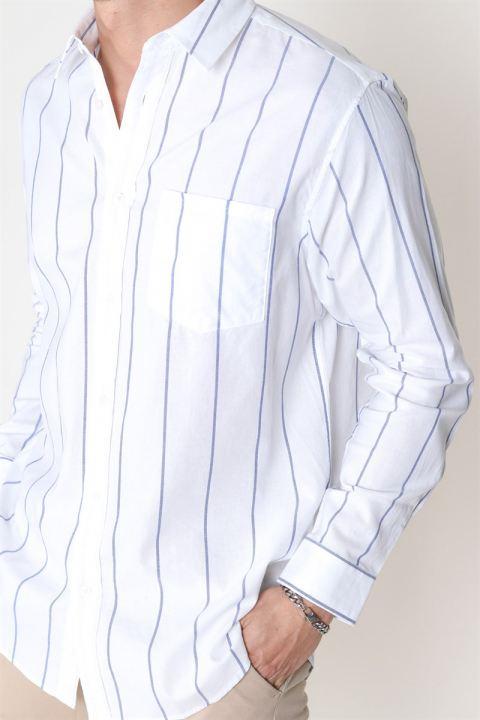 Just Junkies Layan Skjorte White