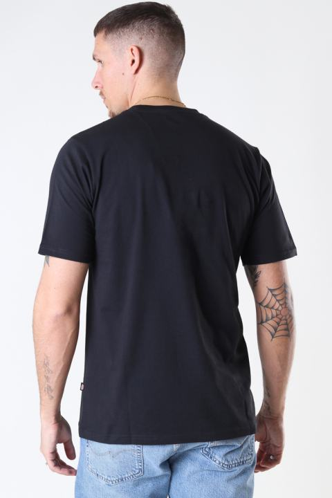 DICKIES SS MAPLETON T-SHIRT  BLACK