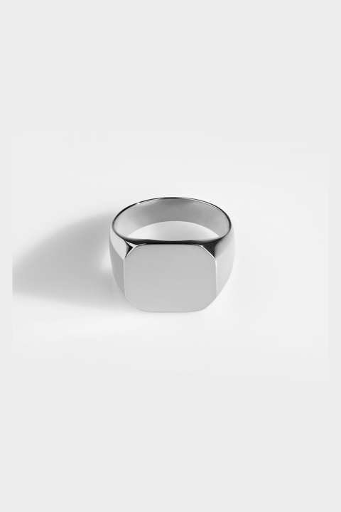 Northern Legacy Ring Classic Signature Silver