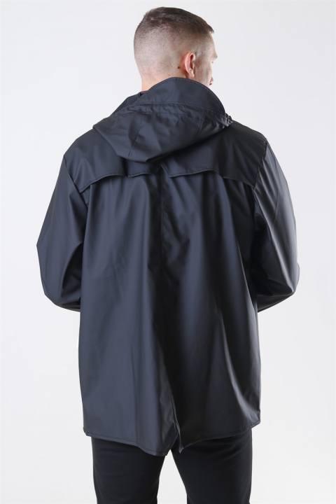 Rains Regnjakke Black