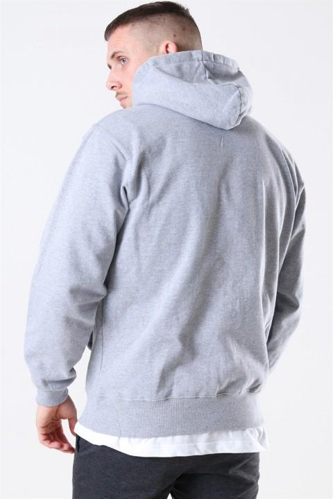 Liebhaveri Future Hoodie Oxford Grey