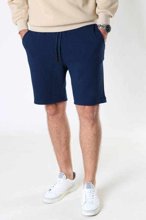 Only & Sons Onsceres Life Sweat Shorts Dress Blues