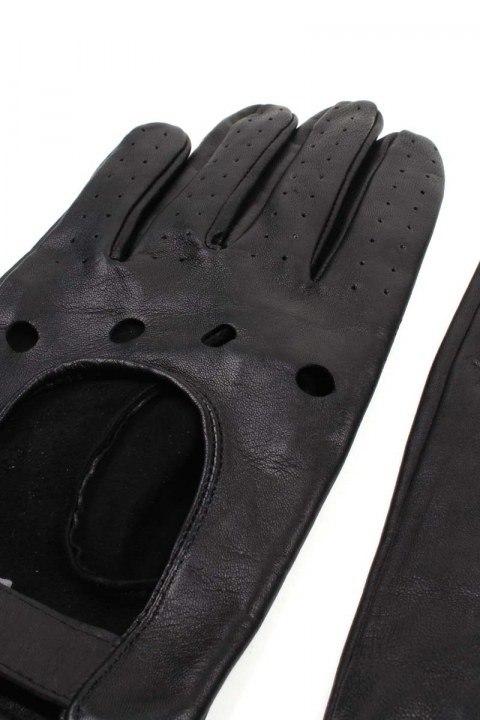 Mjm Men Driving Handsker Black