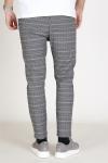Just Junkies Flex 2.0 Pants Check Grey
