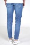 Levis 512 Slim Taper Fit Pants Light Mid Blue