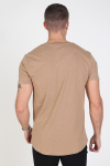 Clean Cut Kolding T-shirt Warm Sand