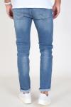 Woodbird Matti Sky Jeans Skyblue