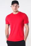 Jack & Jones Organic Basic T-shirt True Red