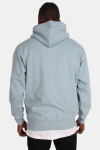 Basic Brand Hooded Sweat Dusty Blue