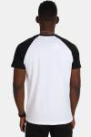 Tb639 T-shirt White/Black