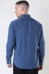Kronstadt Johan Tencel shirt Blue