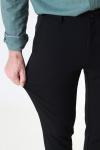 Clean Cut Copenhagen Milano Cole Stretch Nano Pants Black