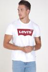 Levis Set-in Neck Graphic White