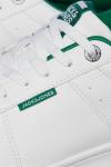 Jack & Jones Banna PU Sneakers White/Amazon