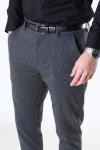 Solid Barro Zipper Black