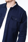 Gabba Topper LS Overshirt Navy