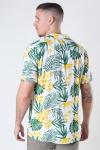 Kronstadt Cuba Tropical S/S shirt Yellow
