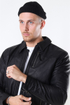 Gabba Tony Jacket Leather Black