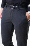Only & Sons Mark Kamp Tap Pant GW 7713 Dark Grey Melange