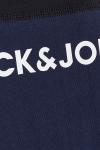Jack & Jones JACSMITH LW SS TEE AND PANTS Navy Blazer / PANTS - NAVY BLAZER