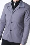 Selected Regular Jim Hyrbid Light Grey